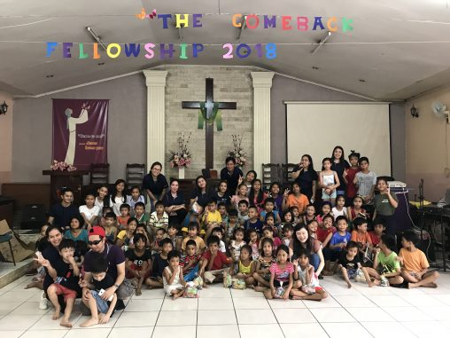 OUTREACH PROGRAM 2018