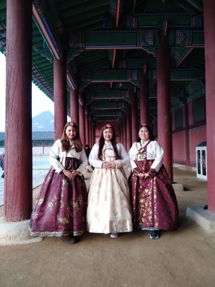 BEST TEACHERS TRIP TO KOREA 2019
